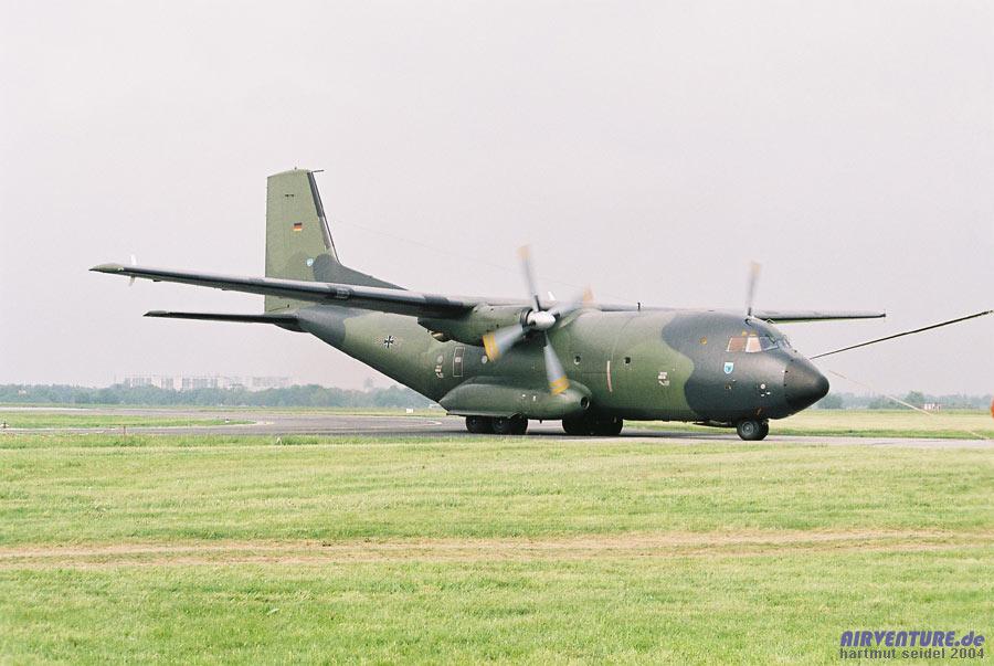 AirVenture Repor...C130 Luftwaffe